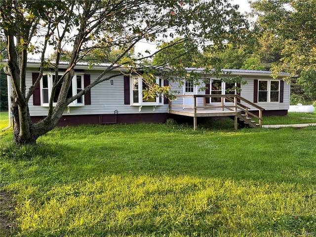 204 Miller Road, Sandy Creek, NY 13083 (MLS #S1355227) :: BridgeView Real Estate