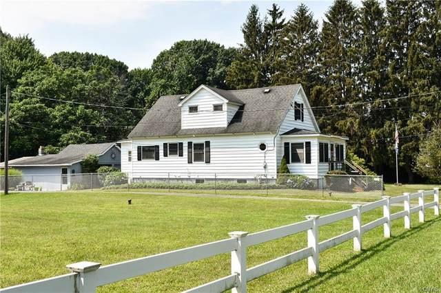 150 Hinsdale Road, Salina, NY 13211 (MLS #S1355270) :: TLC Real Estate LLC