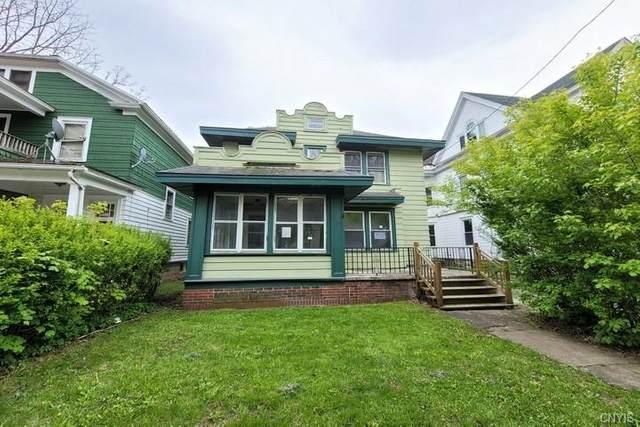107 W Borden Avenue, Syracuse, NY 13205 (MLS #S1355287) :: BridgeView Real Estate Services
