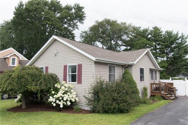 303 Long Branch Road, Geddes, NY 13209 (MLS #S1355315) :: Robert PiazzaPalotto Sold Team