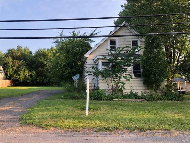 110 Armstrong Road, Geddes, NY 13209 (MLS #S1355326) :: Robert PiazzaPalotto Sold Team