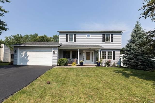 4145 Metauro Drive, Clay, NY 13090 (MLS #S1355343) :: TLC Real Estate LLC