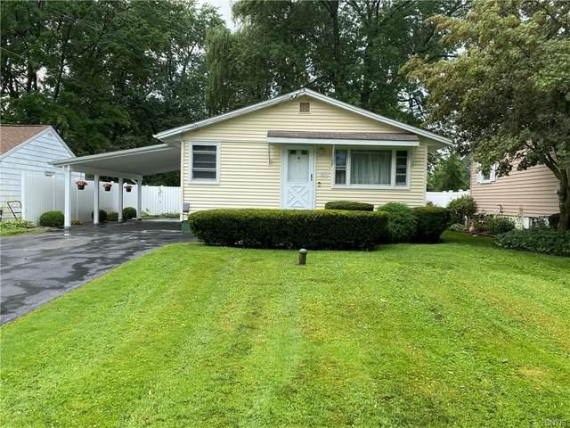 513 Breman Avenue, Salina, NY 13211 (MLS #S1355394) :: TLC Real Estate LLC