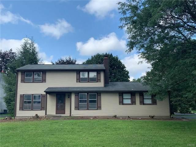 101 Sheatree Lane, Clay, NY 13212 (MLS #S1355406) :: TLC Real Estate LLC