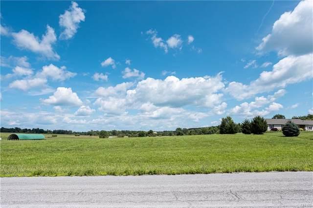 0 Bruce Road, Lenox, NY 13032 (MLS #S1355460) :: BridgeView Real Estate