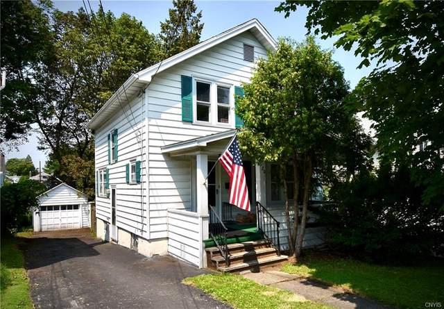 320 Nichols Avenue, Syracuse, NY 13206 (MLS #S1355466) :: Robert PiazzaPalotto Sold Team