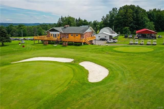 1527 Cedarville Road, Litchfield, NY 13340 (MLS #S1355602) :: BridgeView Real Estate