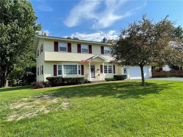 21 Balsam Circle, Whitestown, NY 13492 (MLS #S1355644) :: Robert PiazzaPalotto Sold Team