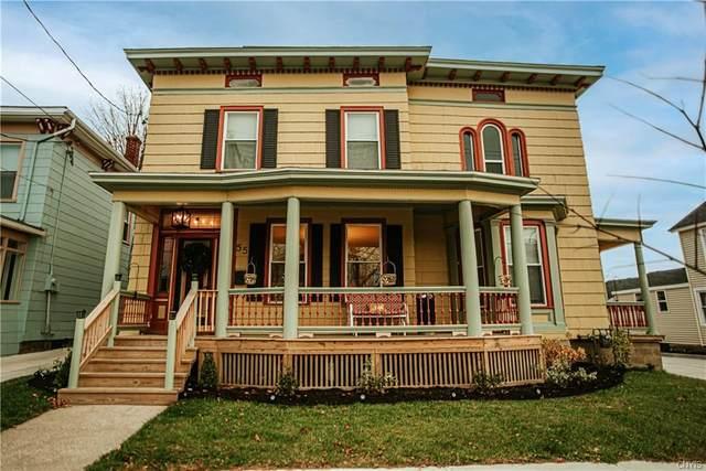 55 E 5th Street, Oswego-City, NY 13126 (MLS #S1355655) :: MyTown Realty