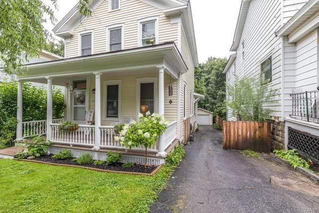 145 E 8th Street, Oswego-City, NY 13126 (MLS #S1355680) :: MyTown Realty