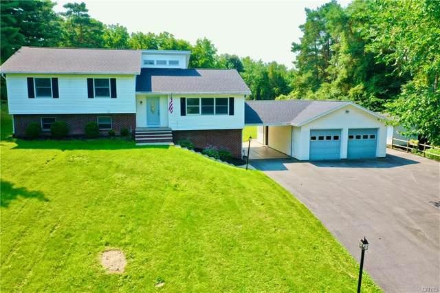 3156 Franklin Street Road, Sennett, NY 13021 (MLS #S1355694) :: BridgeView Real Estate