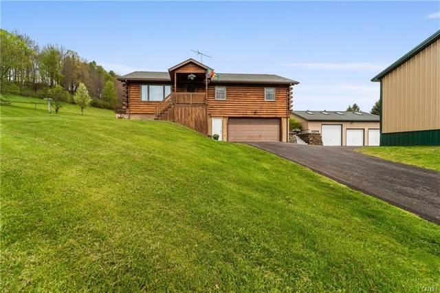 891 Colesville Road, Colesville, NY 13904 (MLS #S1355708) :: BridgeView Real Estate