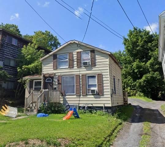 909 Willis Avenue, Syracuse, NY 13204 (MLS #S1355900) :: Robert PiazzaPalotto Sold Team