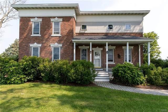 74 Lakeshore Road, Granby, NY 13069 (MLS #S1356076) :: BridgeView Real Estate