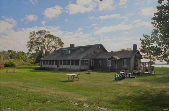 2079 Fox Is Road 7, Cape Vincent, NY 13618 (MLS #S1356259) :: TLC Real Estate LLC