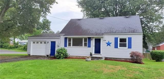 124 Robinhood Lane, Camillus, NY 13031 (MLS #S1356314) :: Thousand Islands Realty