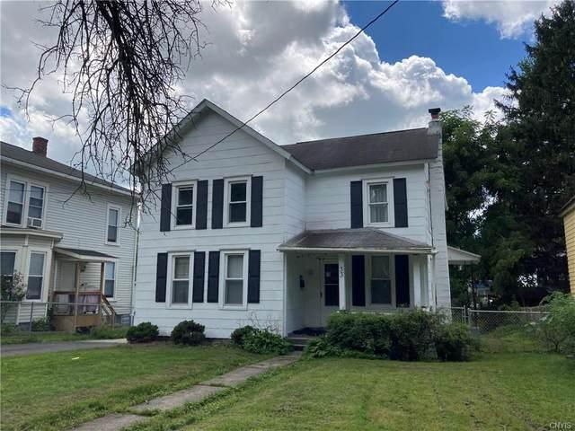 33 Wood Street, Auburn, NY 13021 (MLS #S1356389) :: TLC Real Estate LLC