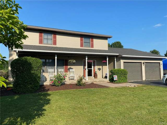 8800 Hooper Street, Brutus, NY 13166 (MLS #S1356456) :: TLC Real Estate LLC