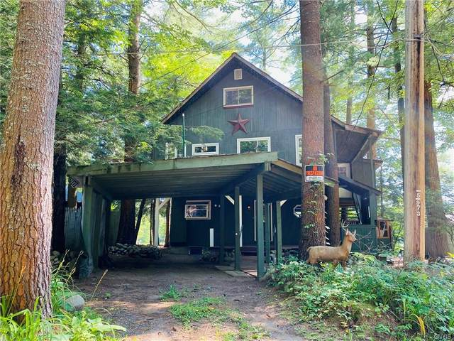 7936 Pleasant Lake Road, Greig, NY 13312 (MLS #S1356464) :: BridgeView Real Estate