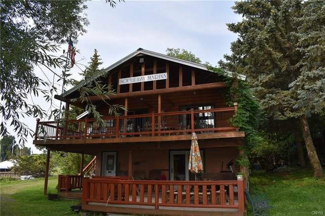 12596 Eastman Tract, Henderson, NY 13651 (MLS #S1356584) :: BridgeView Real Estate