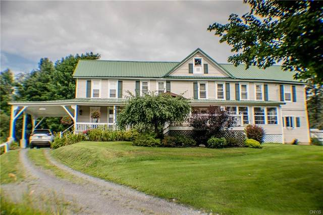 8391 State Highway 28, Richfield, NY 13439 (MLS #S1356614) :: BridgeView Real Estate