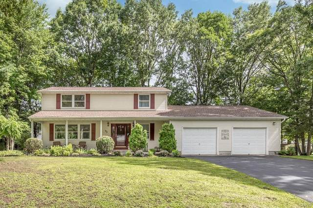 92 Maple View Drive, Schroeppel, NY 13132 (MLS #S1356682) :: Robert PiazzaPalotto Sold Team