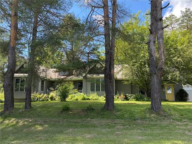 5581 Judd Road, Whitestown, NY 13492 (MLS #S1356696) :: BridgeView Real Estate