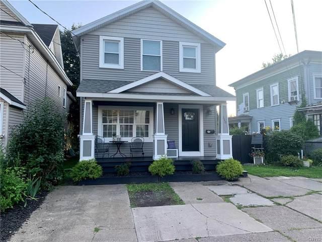 260 Park Street, Fulton, NY 13069 (MLS #S1356739) :: Thousand Islands Realty