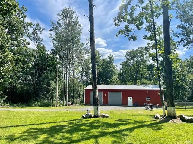 4201 Dave Tilden Road -, Onondaga, NY 13078 (MLS #S1356769) :: MyTown Realty