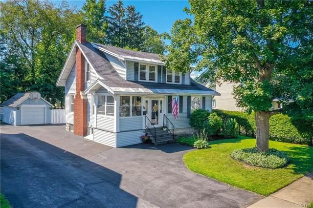 111 Lyon Place, Utica, NY 13502 (MLS #S1357048) :: TLC Real Estate LLC