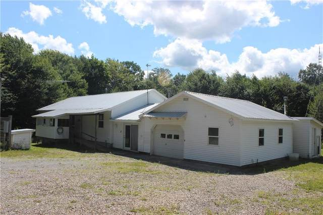 605 Jerseyfield Road, Salisbury, NY 13365 (MLS #S1357067) :: BridgeView Real Estate
