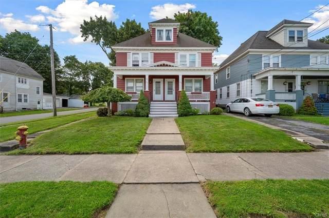 2111 Claremont, Utica, NY 13501 (MLS #S1357110) :: TLC Real Estate LLC
