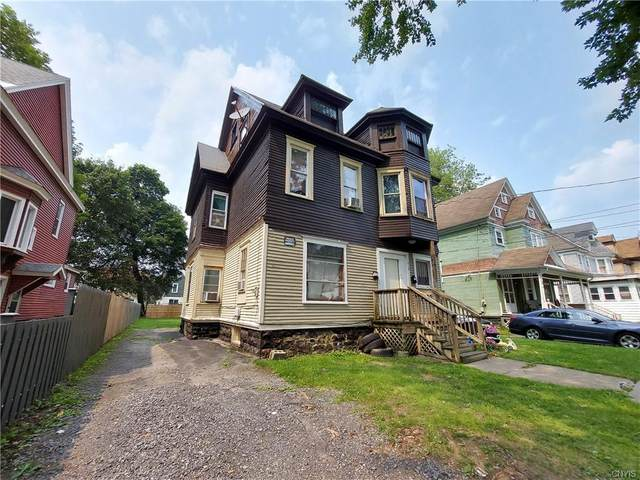 218 W Beard Avenue, Syracuse, NY 13205 (MLS #S1357182) :: BridgeView Real Estate