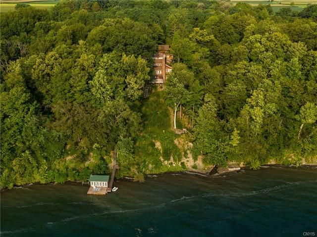 2180 W Lake Road, Skaneateles, NY 13152 (MLS #S1357329) :: BridgeView Real Estate