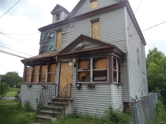 330 Hatch Street, Syracuse, NY 13205 (MLS #S1357396) :: BridgeView Real Estate