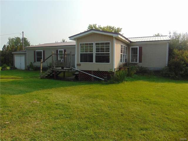 28129 Fox Road, Brownville, NY 13601 (MLS #S1357494) :: Serota Real Estate LLC