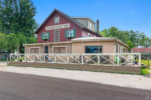 6839 Lake Shore Road N, Verona, NY 13162 (MLS #S1357583) :: BridgeView Real Estate