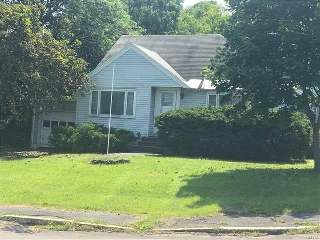 1800 Northcliff Road & Boston Street, Syracuse, NY 13206 (MLS #S1357633) :: BridgeView Real Estate