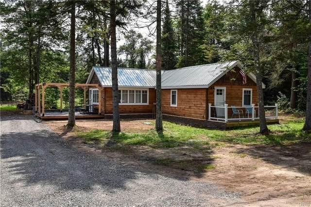 164 Deep Lake Rd., Ohio, NY 13338 (MLS #S1357681) :: Serota Real Estate LLC