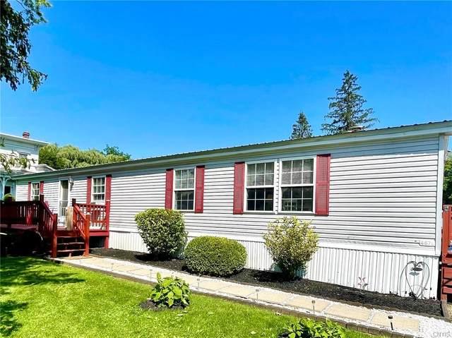 4675 W Cayuga Street, Locke, NY 13092 (MLS #S1357907) :: BridgeView Real Estate