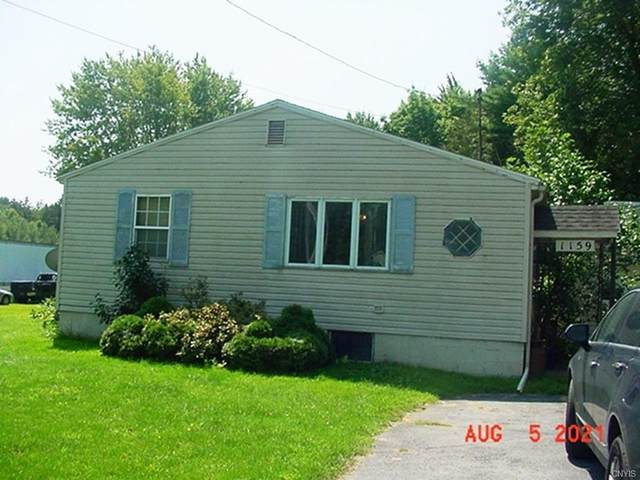 1159 County Route 57, Schroeppel, NY 13069 (MLS #S1357923) :: Robert PiazzaPalotto Sold Team