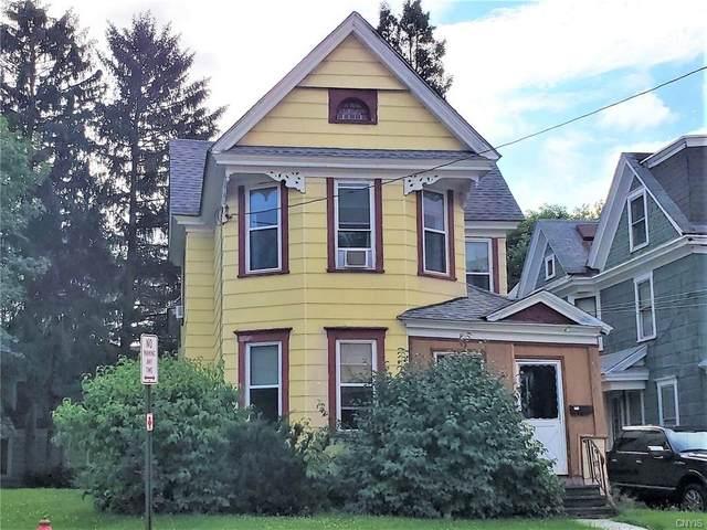 222 Bassett St, Syracuse, NY 13210 (MLS #S1358018) :: Serota Real Estate LLC