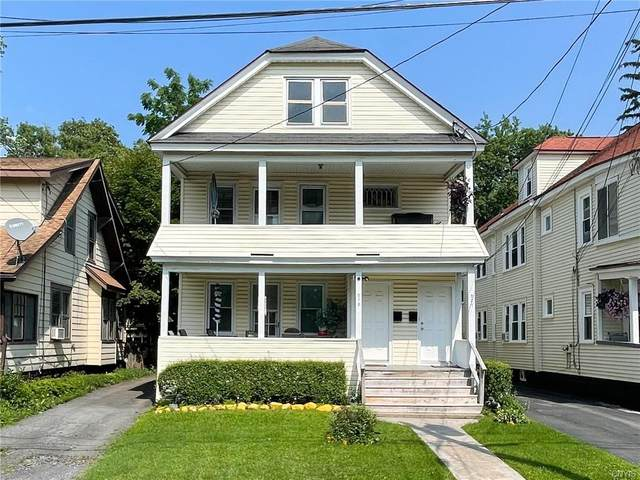275 Genesee Park Drive #77, Syracuse, NY 13224 (MLS #S1358061) :: BridgeView Real Estate