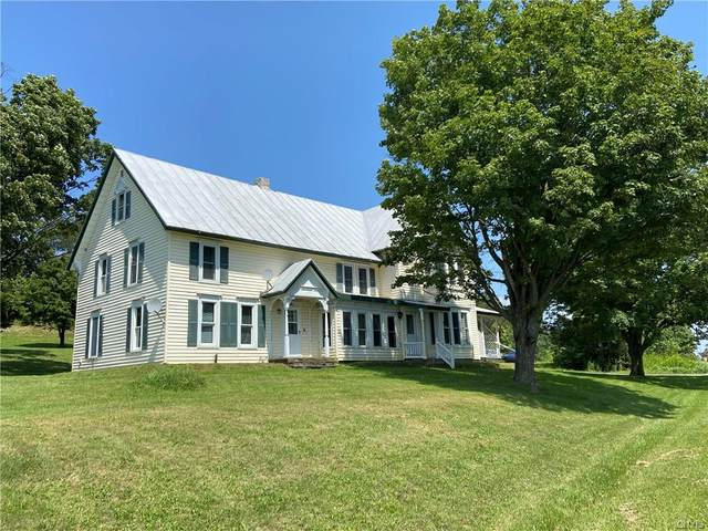 5845 Route 23, Cincinnatus, NY 13040 (MLS #S1358187) :: BridgeView Real Estate