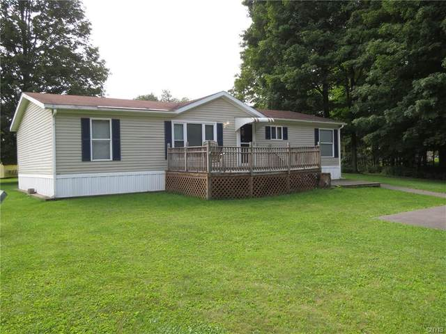 137 Fitzer Drive, German Flatts, NY 13357 (MLS #S1358329) :: BridgeView Real Estate
