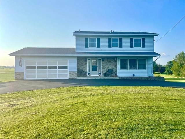 1171 Church Street, Virgil, NY 13045 (MLS #S1358659) :: BridgeView Real Estate