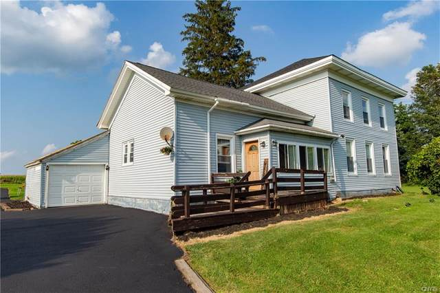 19171 Ny State Route 177, Adams, NY 13606 (MLS #S1358688) :: BridgeView Real Estate