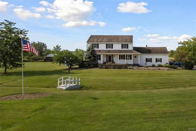 7215 Ny Rt 31, Verona, NY 13054 (MLS #S1358775) :: BridgeView Real Estate