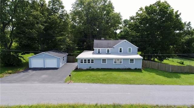 3318 Bibbens Road, Brutus, NY 13166 (MLS #S1358914) :: Serota Real Estate LLC