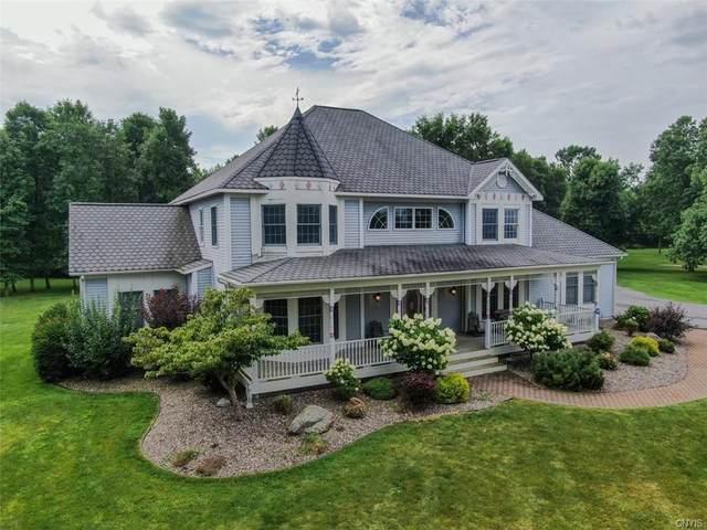32661 Co Route 6, Cape Vincent, NY 13618 (MLS #S1358919) :: BridgeView Real Estate